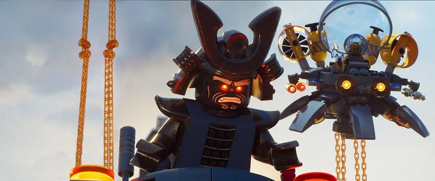Lego Ninjago Film (2017)