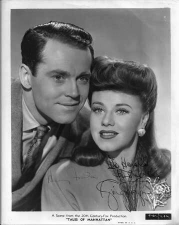 Henry Fonda Ginger Rogers