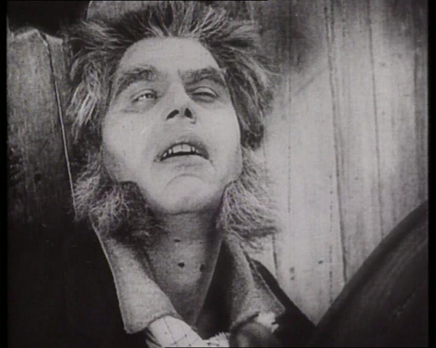 Upír Nosferatu (1921)