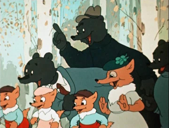 Tichaja polana (1946)