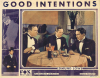 Good Intentions (1930)