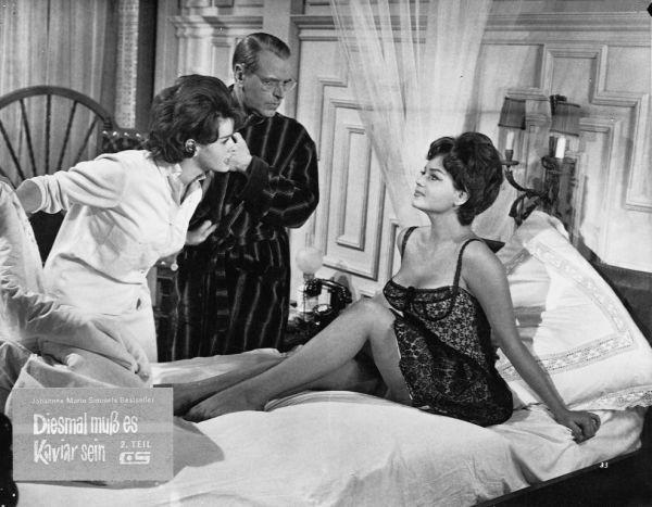 Tentokrát to musí být kaviár (1961)