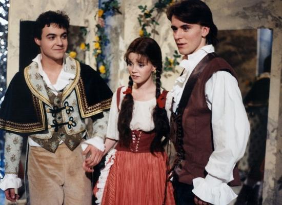 O nebojácné Bětce (1990) [TV inscenace]