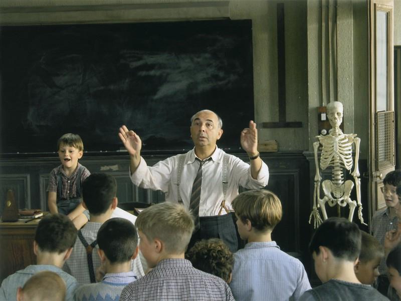 Slavíci v kleci (2004)