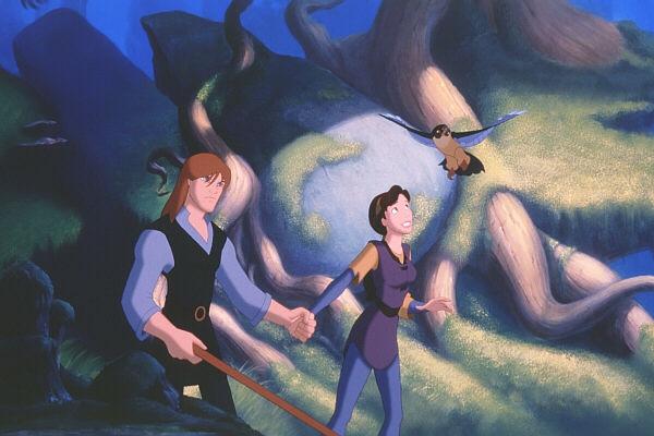 Kouzelný meč (1998)
