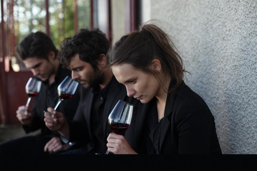 Víno nás spojuje (2017)