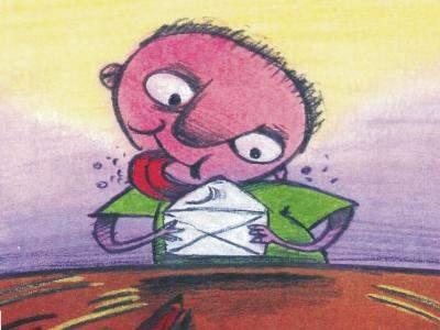 Dopis (2001)