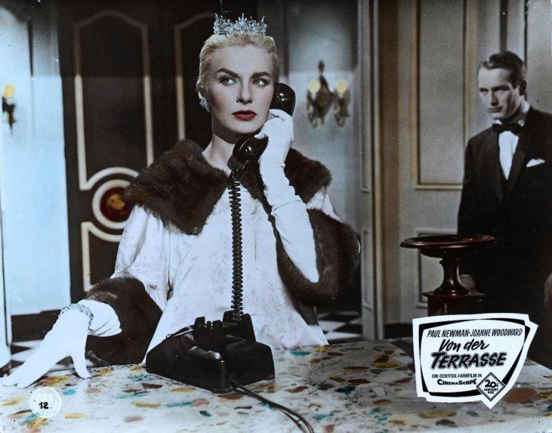 Joanne Woodward, Paul Newman