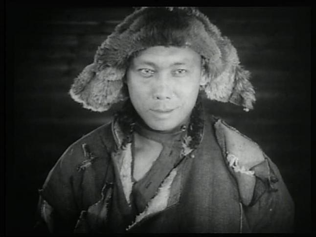 Bouře nad Asií (1929)