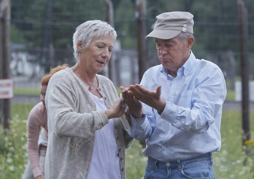 Dana Syslová a Jan Tříska