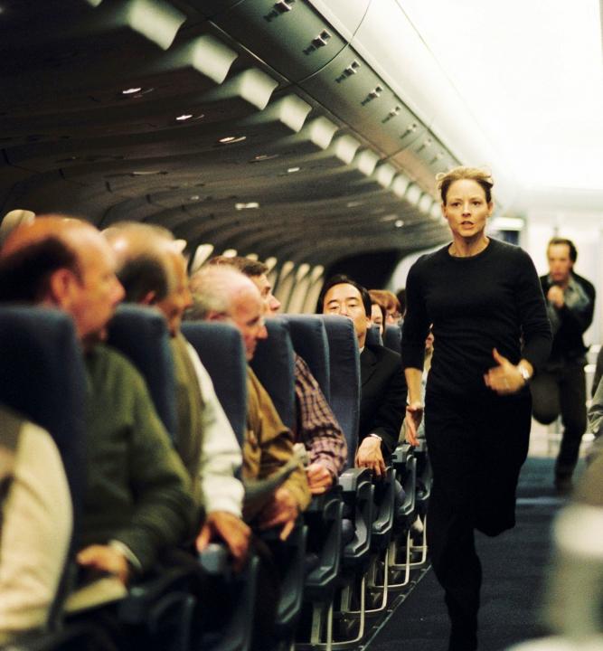 Tajemný let (2005)