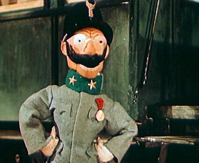 Dobrý voják Švejk (1954)