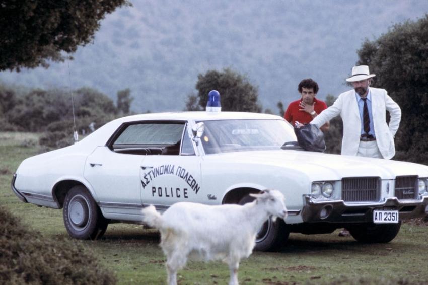 Ukradli torzo Jupitera (1980)