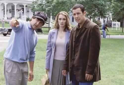 Mr. Deeds - Náhodný milionář (2002)