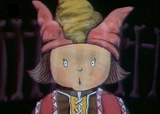 Mrňous a čarodějnice (1980)