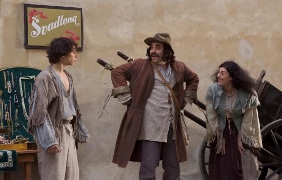 Dilino a čert (2009) [TV film]