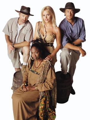 Sheena (2000) [TV seriál]