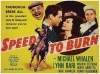 Speed to Burn (1938)