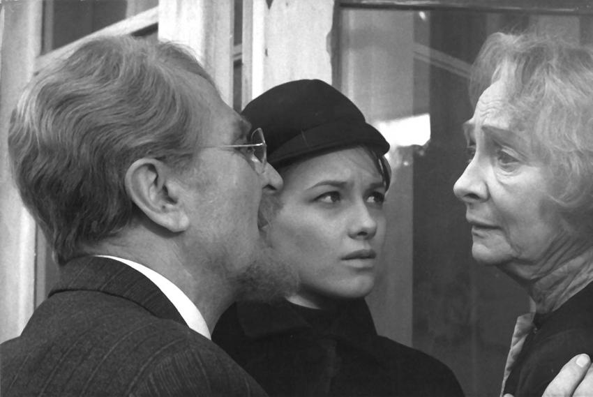 Velká neznámá (1970)