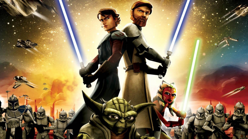Star Wars: Clone Wars (2003) [TV seriál]
