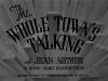 Celé město si povídá (1935)