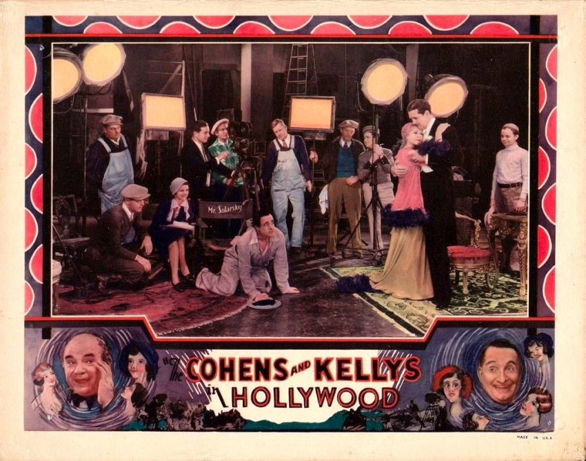 The Cohens and Kellys in Hollywood (1932)