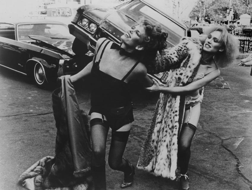 Oči Laury Marsové (1978)
