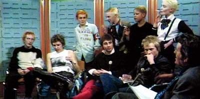 Sex Pistols: děs a běs (1999)
