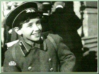 Na obzoru plachta bílá (1937)