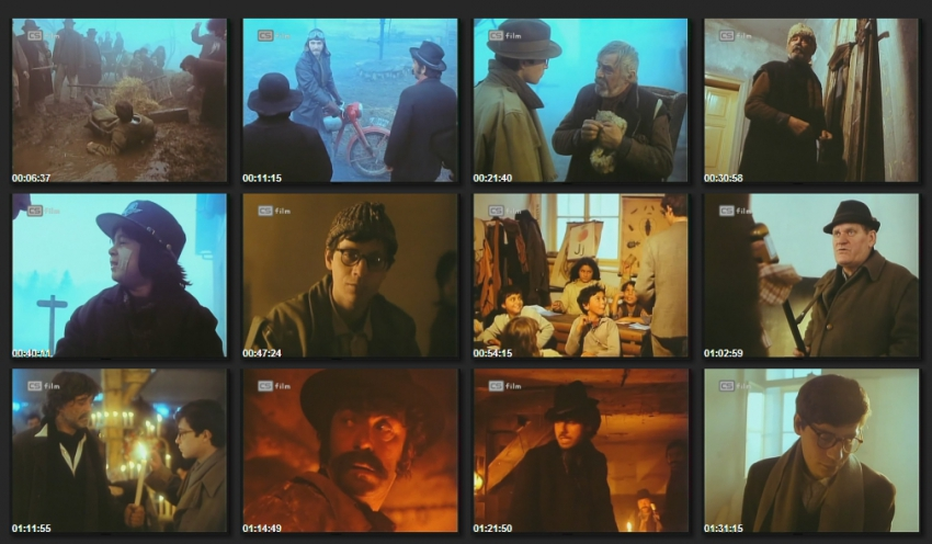 Kdo se bojí, utíká (1986)