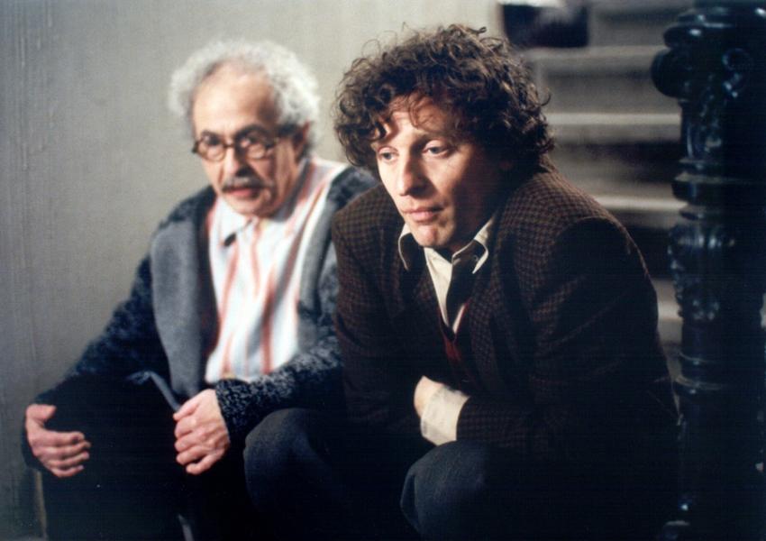 Jaroslav Kepka a David Prachař