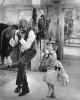 Shirley Temple z filmu Malý plukovník