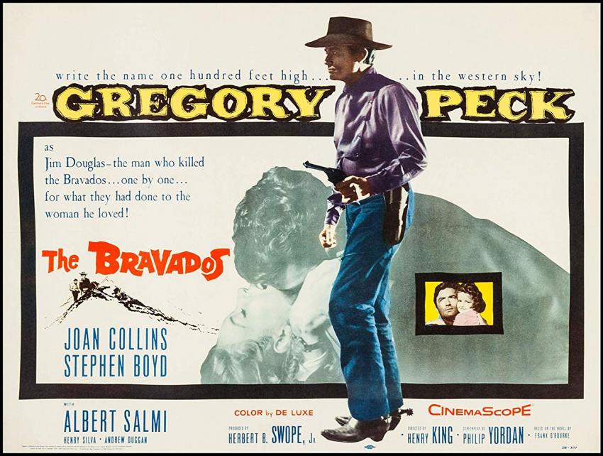 Bravados (1958)