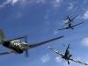 Letečtí stíhači v boji (2006) [TV seriál]