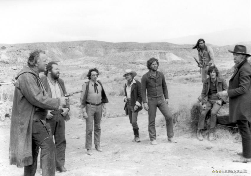 Důvod žít a důvod zemřít (1973)