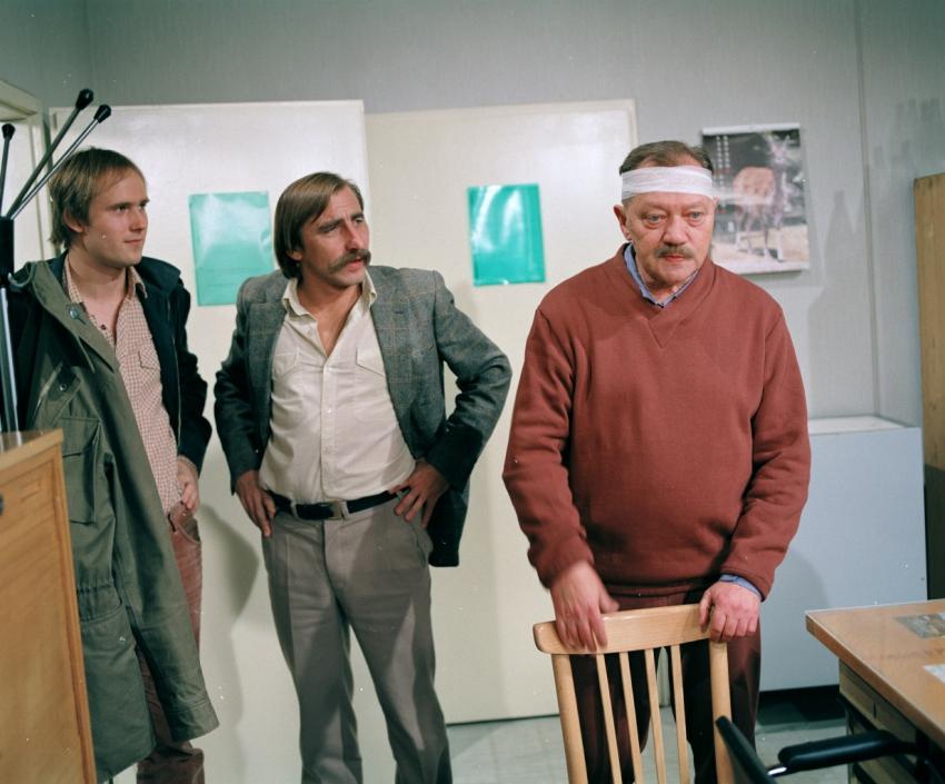 Kasař (1986) [TV epizoda]