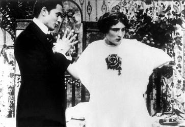 Konec milování (1913)
