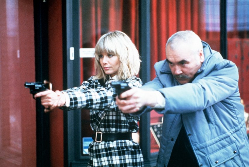 Glynis Barber a Ray Smith
