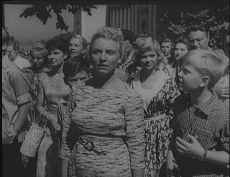 Přátelé na moři (1959)