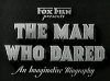 The Man Who Dared (1933)