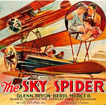 The Sky Spider (1931)