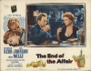 Konec dobrodružství (1955)