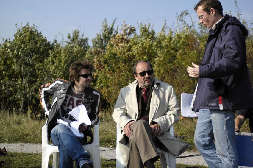 Jan Dolanský, Viktor Preiss a Martin Kotík