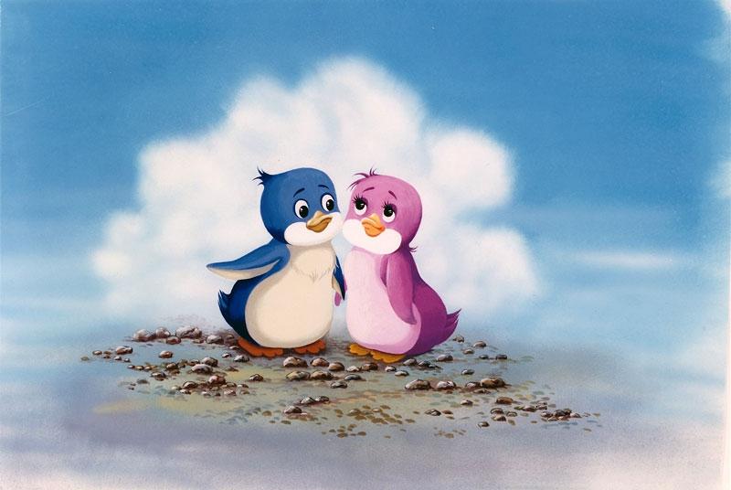 Dobrodružství tučňáků (1988)
