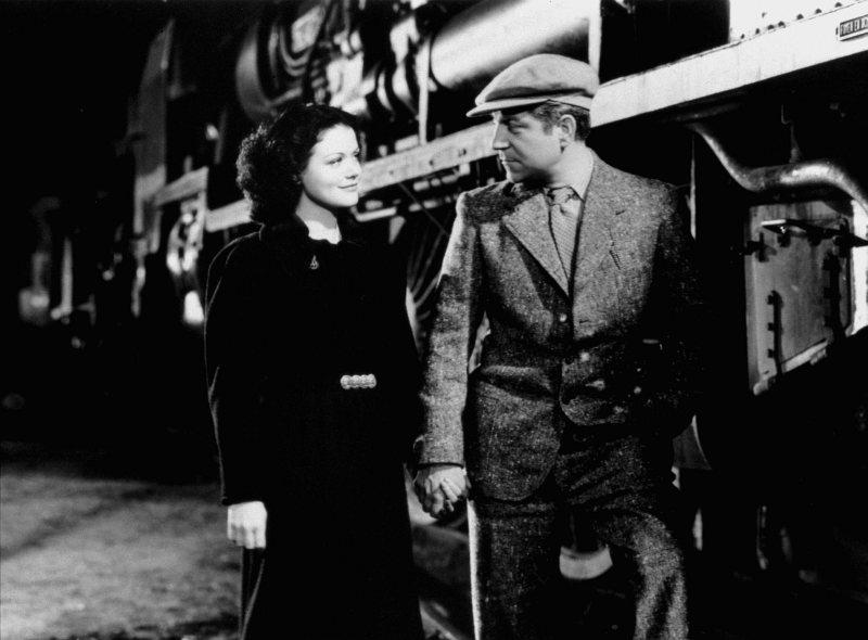 Člověk bestie (1938)