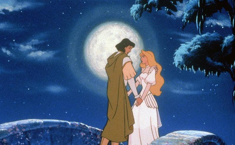 Labutí princezna II (1997)