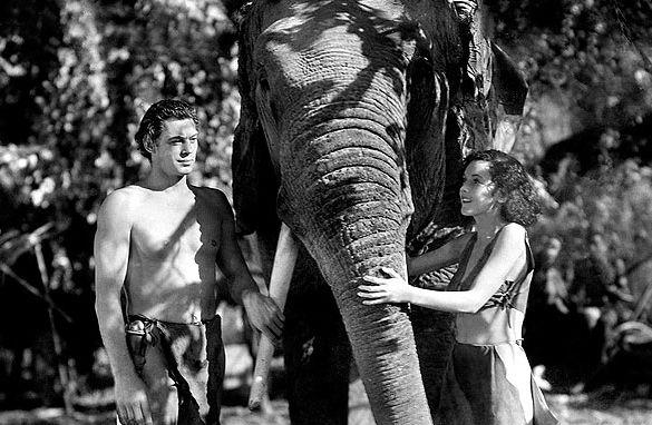 Tarzan a jeho družka (1934)