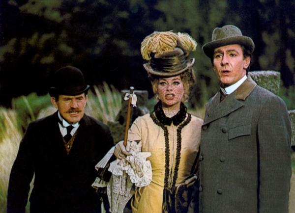 Colin Blakely, Geneviève Page, Robert Stephens