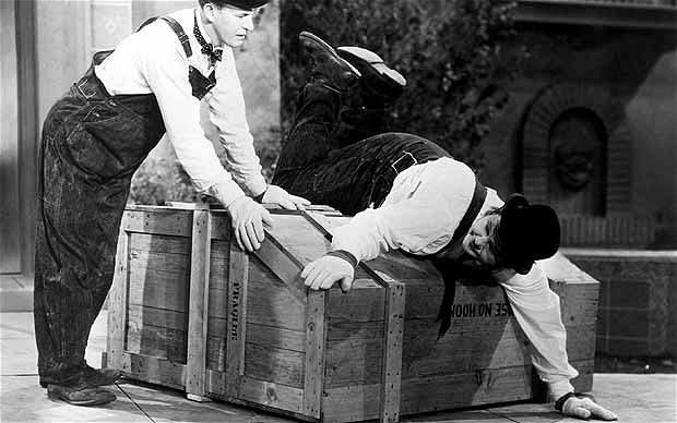 Stěhujeme piano (1932)
