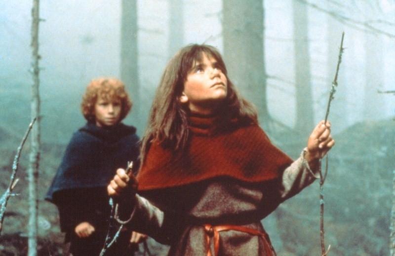 Ronja, dcera loupežníka (1984)